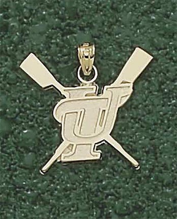 "Tampa Spartans ""UT Crew"" Pendant - 10KT Gold Jewelry"