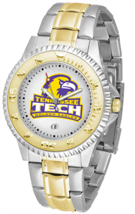 Tennessee Tech Golden Eagles Competitor Two Tone Watch
