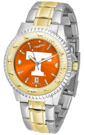 Tennessee Volunteers Competitor AnoChrome Two Tone Watch