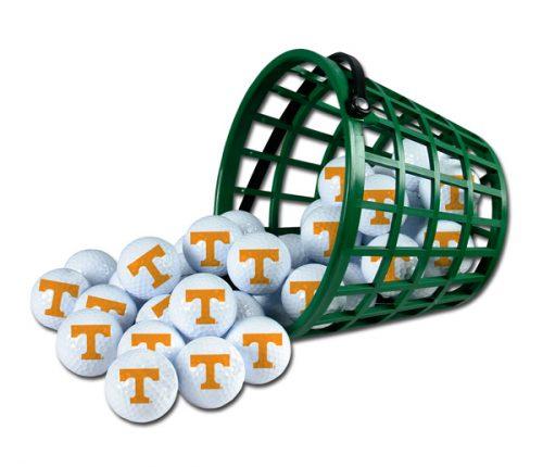 Tennessee Volunteers Golf Ball Bucket (36 Balls)