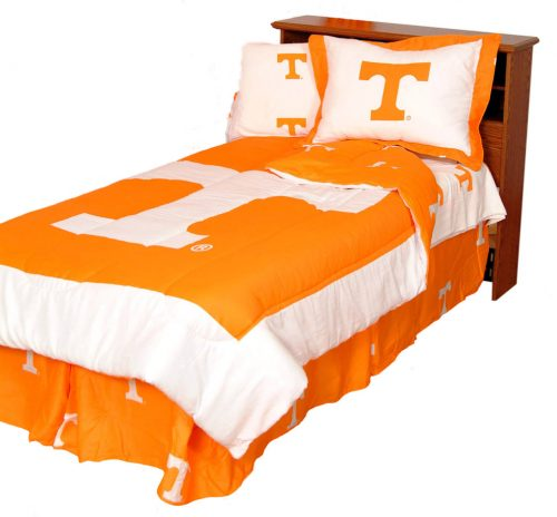 Tennessee Volunteers Reversible Comforter Set (King)