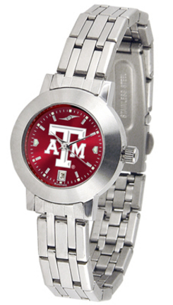 Texas A & M Aggies Dynasty AnoChrome Ladies Watch