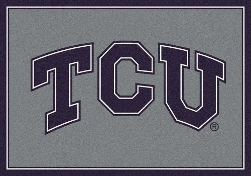 "Texas Christian Horned Frogs 3'10""x 5'4"" Team Spirit Area Rug"