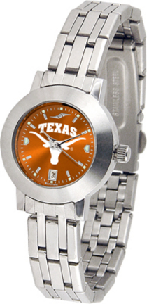 Texas Longhorns Dynasty AnoChrome Ladies Watch