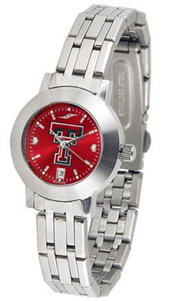 Texas Tech Red Raiders Dynasty AnoChrome Ladies Watch