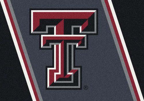 "Texas Tech Red Raiders ""T"" 3'10""x 5'4"" Team Spirit Area Rug"