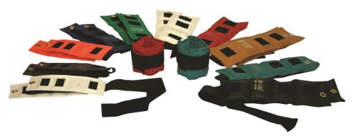 The Cuff 10-2552 Deluxe Ankle & Wrist Weight