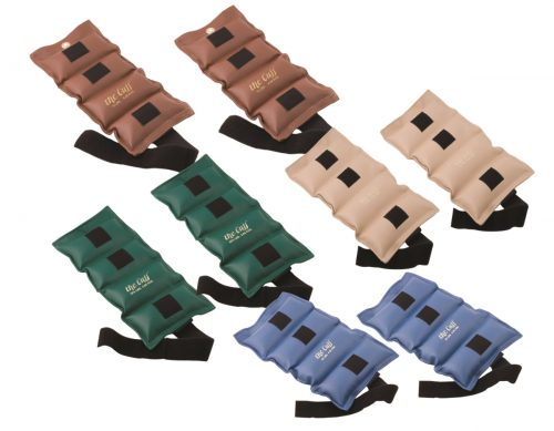 The Cuff 10-2558 Deluxe Ankle & Wrist Weight - 8 Piece