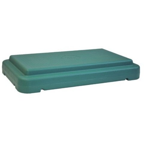 The Step F1007W The Step Stackable 4 in Riser - Green