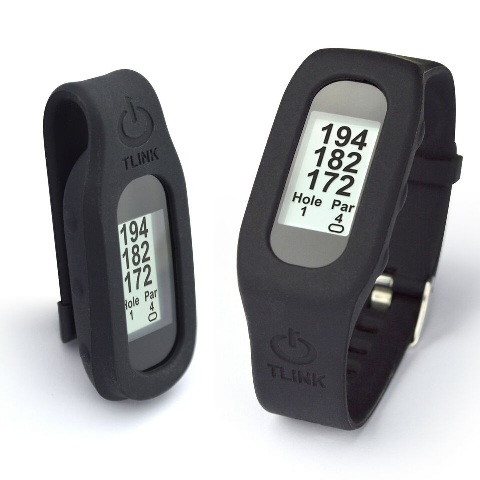 Tlink BLKTLINK Golf GPS Watch & Activity Tracker Black