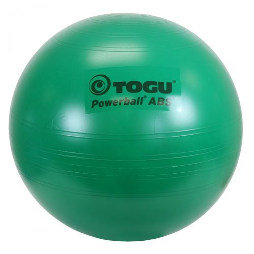 Togu 30-4002 65 cm ABS Powerball Green