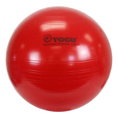 Togu 30-4013 75 cm ABS Premium Powerball Red