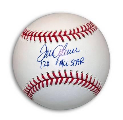 "Tom Seaver Autographed MLB Baseball Inscribed ""12X All Star"