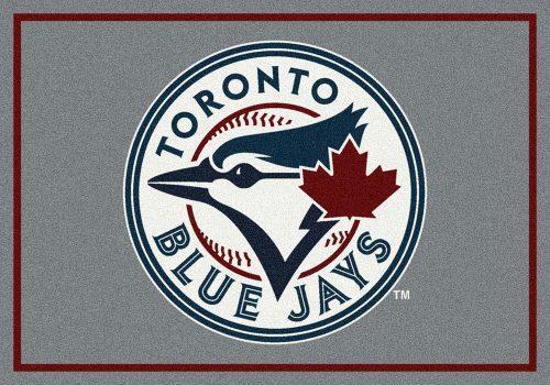 "Toronto Blue Jays 3'10"" x 5'4"" Team Spirit Area Rug"