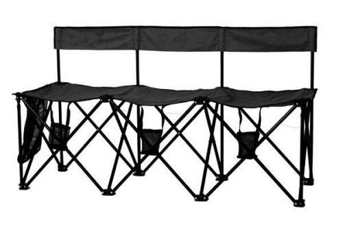 TravelBench El Grande 3-Seat Portable Folding Bench