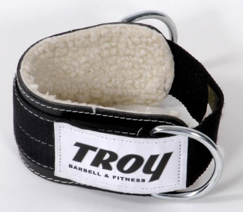 Troy Barbell ALAS Leather Ankle Strap