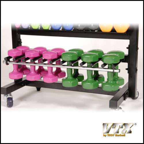 Troy Barbell MDR-ACCE Aerobic Pac Accessory Rack