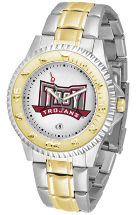 Troy State Trojans Competitor Two Tone Watch