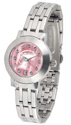 Tulane Green Wave Dynasty Ladies Watch with Mother of Pearl Dial