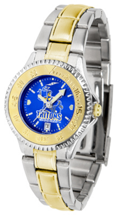 UCSD Tritons Competitor AnoChrome Ladies Watch with Two-Tone Band