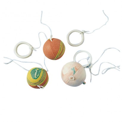 US Toy 1137X26 3.5 x 4.5 in. Mini Return Balls - 26 per Pack - Pack of 12