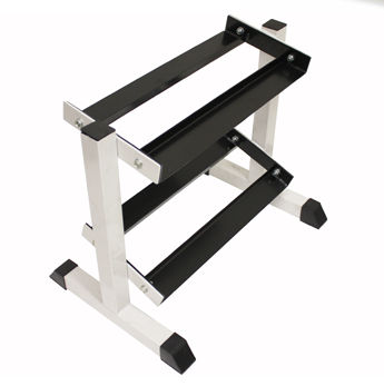 USA Sports GHDR-5 USA Sports 2-tier Compact Dumbbell Rack