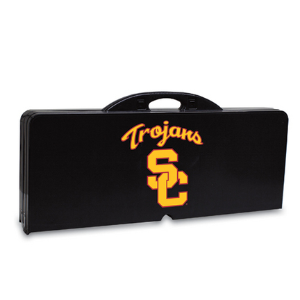 USC Trojans Folding Picnic Table