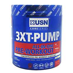 USN 8830009 3Xt - Pump Fruit Punch 40 Servings