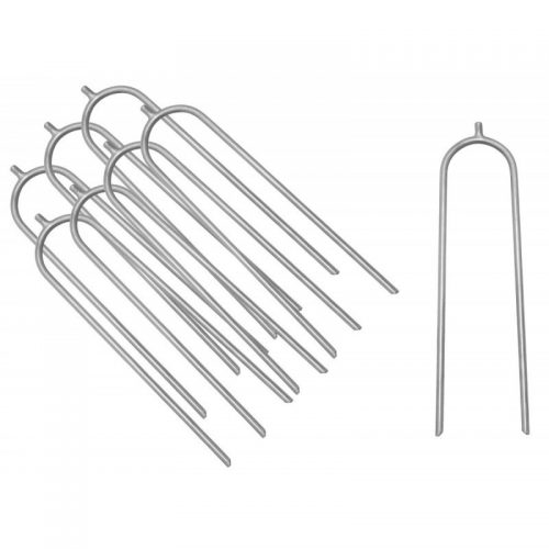 Upper Bounce UBHWD-AS-8 Upper Bounce Trampoline Wind Guard anchors Set of 8