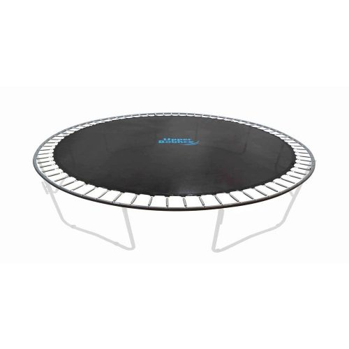 Upper Bounce UBMATO-1614-96-7 16 x 14 ft. Trampoline Replacement Jumping Mat Oval Frames with 96 V-Rings