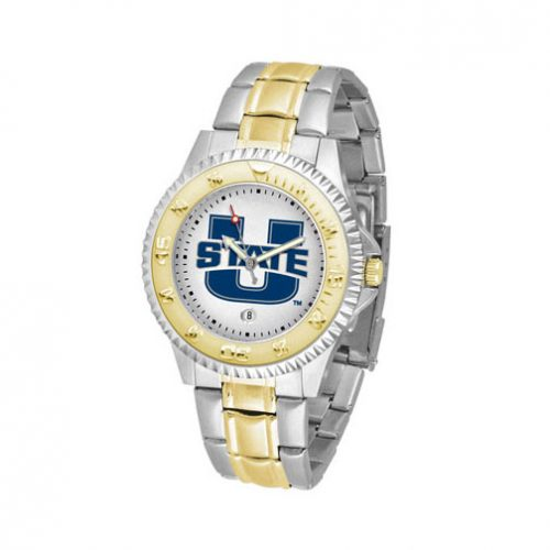 Utah State Aggies Competitor Two Tone Watch