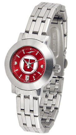 Utah Utes Dynasty AnoChrome Ladies Watch