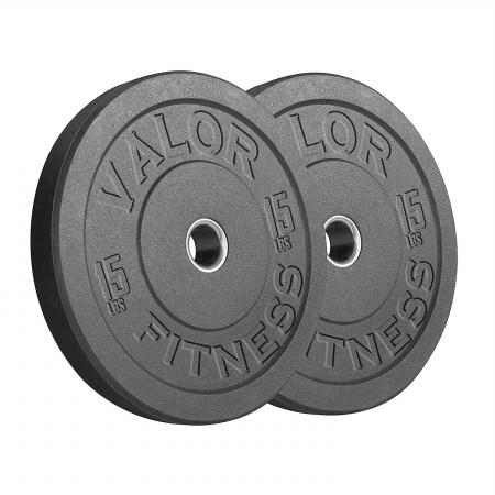 Valor Fitness BPH-15 HT Bumper Plate 15 lbs