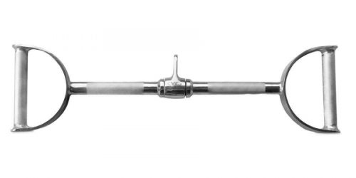 Valor Fitness MB-24 24 in. Straight Lat Bar