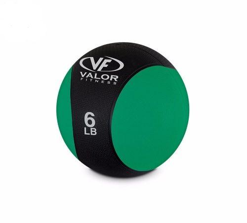 Valor Fitness RXM-6 Medicine Ball 6-Pound