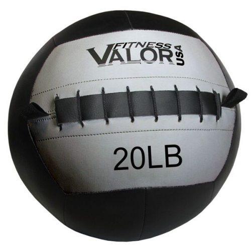 Valor Fitness WB-20 20 lbs. Wall Ball