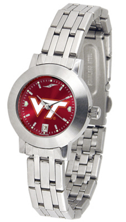 Virginia Tech Hokies Dynasty AnoChrome Ladies Watch