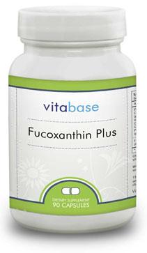 Vitabase SV5580 Fucoxanthin Plus 90 capsules