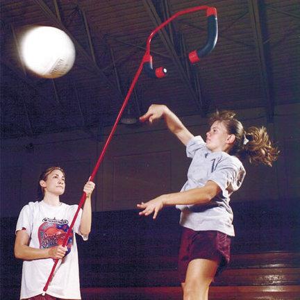 "Volleyball ""Spikeblaster"" Teaching Aid"