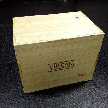 Vulcan 3 In 1 Plyo Box