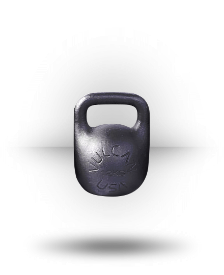 Vulcan VBKB12-WS 12 kg Absolute Training Kettlebells