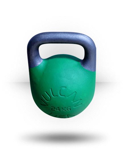 Vulcan VCKB10-WS 10 kg Absolute Competition Kettlebells