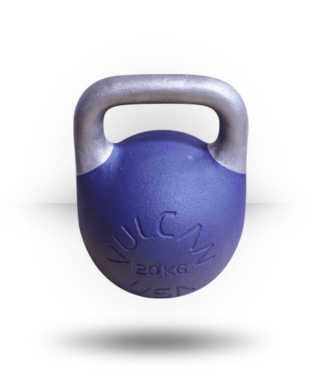 Vulcan VCKB20A-WS 20 kg Absolute Competition Kettlebells - Wood