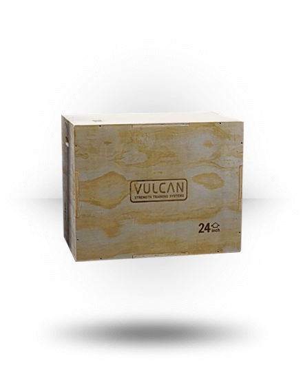 Vulcan VPBOX-WS 3 in 1 Plyometric Box