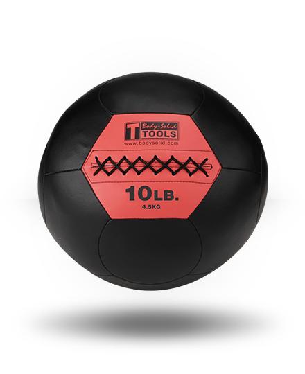 Vulcan VSMB10-WS 10 lbs Soft Medicine Black Ball