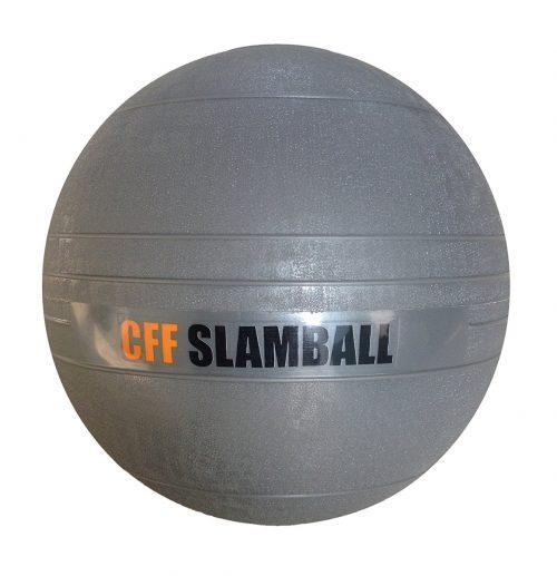 Vulcan VULCSLAM100-WS 100 lbs Non Bounce Slam Ball - Gray