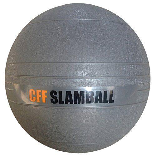 Vulcan VULCSLAM30-WS 30 lbs Slam Ball - Yellow