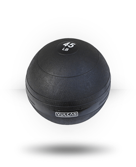 Vulcan VULCSLAM45-WS 45 lbs Rubber Slam Ball