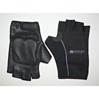 WAGS WG202BK Pro Workout Gloves-Small