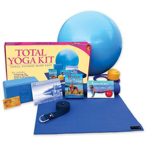 Wai Lana Productions 409 Total Yoga Kit